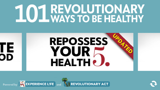 101 revolutionary ways to be healthy 3